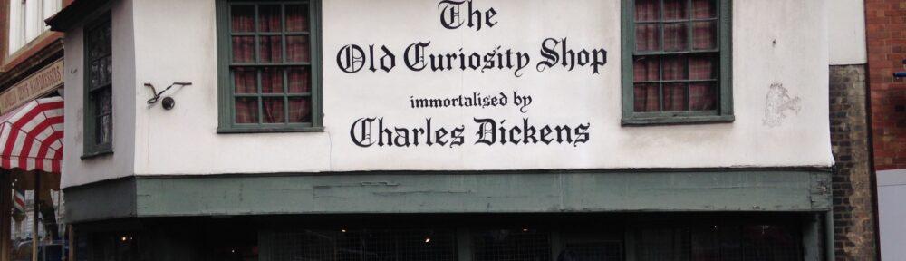 The curiousity shop